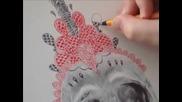 Невероятно рисуване с химикалки