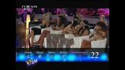 Андреа подкрепя Николета във Vip Dance