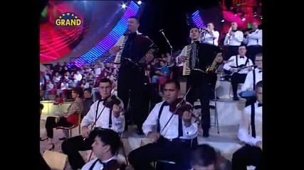 Milan Dincic Dinca - Ti si zena za sva vremena (Grand Show 01.06.2012)