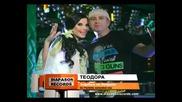 Teodora - Zadavash si Vaprosa (dj Pantelis extended mix)