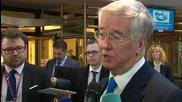Belgium: German DefMin calls for NATO assistance in tackling refugee smugglers