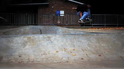 Canon 60d - 720p 60fps to 24fps - Skateboarding Slow Motion