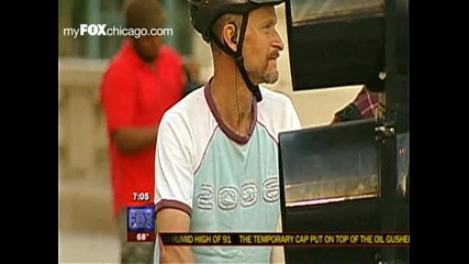 Снимките на Трансформърс 3 затвориха един от булевардите в Чикаго