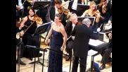 Веселина Кацарова - Росини: Танкред - Ария на Танкред - Perche turbar la calma