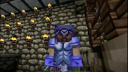 Minecraft Pvp Arena 1 част