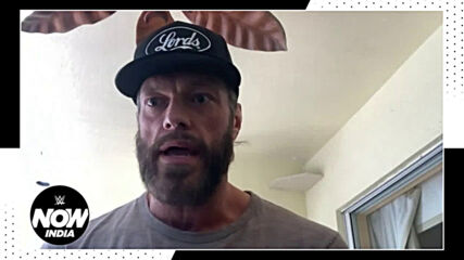 Edge on His Visit to India and Encounter with The Great Khali: WWE Now India
