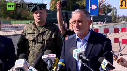 Полската армия се включва в търсенето на
