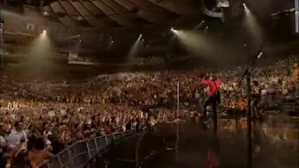 Bon Jovi - Who Says You Cant Go Home (live as Msg) High quality
