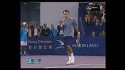 Masters 2006 Federer Nadal, Big Point