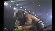 NJPW Jushin Thunder Liger & Chris Benoit vs. Steiner Brothers 04.04.94