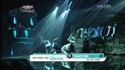 (hd) Tvxq - Catch me ~ Music Bank (02.11.2012)