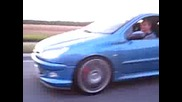 Peugeot 205 Gti vs. 206 Hdi