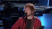Ed Sheeran ft. Lil Uzi Vert - Shape of You - Vma Mtv 2017 Live