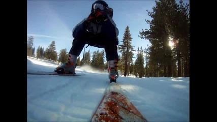 реактивни ски
