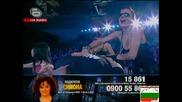 Симона Статева с песен на Nirvana - Rock концерт в Music Idol 3