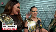 Controversy? Jax & Baszler say what controversy?: WWE Network Exclusive, March 3, 2021