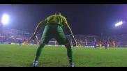 Valdes Спасява дузпа Levante 0 - 4 Fc Barcelona