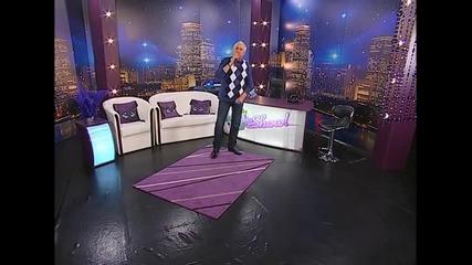 Era Ojdanic - Ti si moja sljiva ranka - Peja Show - (TvDmSat 2012)
