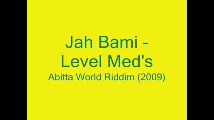 Jah Bami - Level Meds - [abitta World Riddim - 2009]