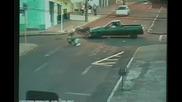 Инцидент с моторист с щастлив край!
