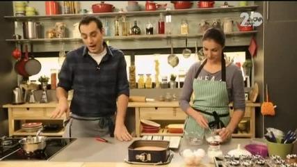 Картофени тиганици с авокадо и чушки - Бон Апети (27.11.2014)