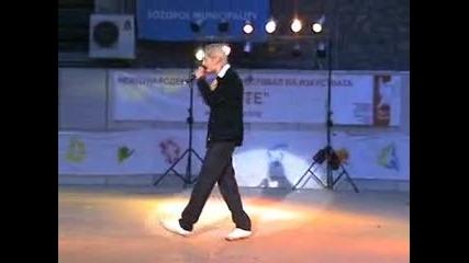 Savov / live in Sozopol' 2009