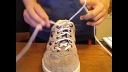 Така се връзват обувки