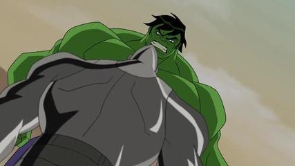 Отмъстителите: Най-великите супер герои С01 Е03 Бг Аудио