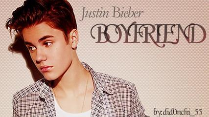 П Р Е М И Е Р А!!! Justin Bieber - Boyfriend