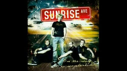 Sunrise Avenue - All Because Of You