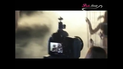 Maya - Snimanje spota za pesmu Mama, mama - City - (TV Pink 2012)