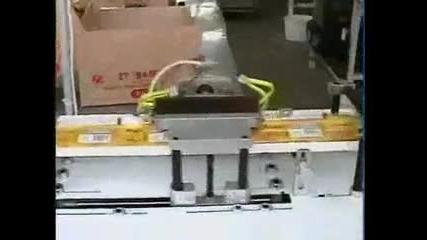 Машина за опаковане на сладки - ф. Хранпак