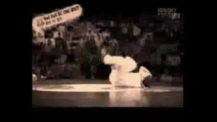 Best Of Bboy Lilou - 2004 To 2008