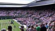 Wta 2018 Wimbledon Championships - 4th Round - Angelique Kerber vs Belinda Benciс
