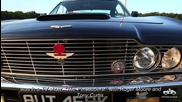Aston Martin Dbs - един от автомобилите на Бонд