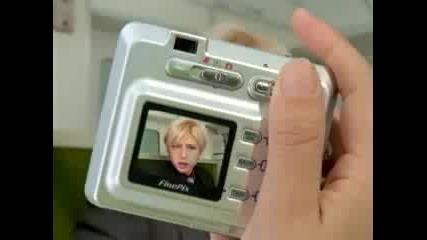 Реклама На Fujifilm С Gackt - 2