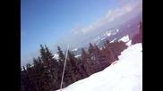 Ски на Мечи чал - 2012