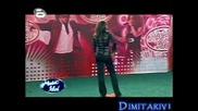 Music Idol 3 - Участничка Изгони Журито