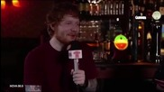 Ed Sheeran Pooped His Pants on Stage!