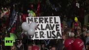 Germany: Anti-TTIP protesters rally in Berlin