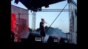 Skiller live koncerta na The Voice