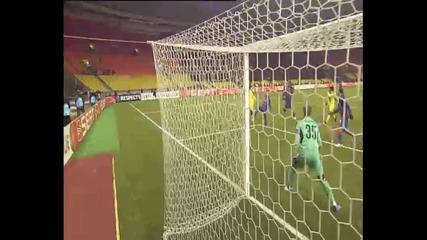 Лига Европа, 10.3.2011, 1/8 Финал, Цска Москва 0 - 1 Порто