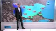 Прогноза за времето (06.03.2015 - обедна)