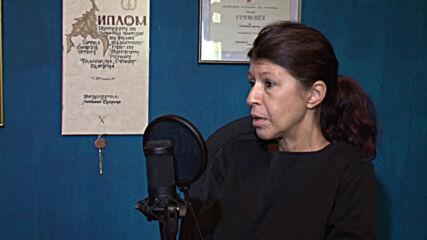 Силвия Великова в Дискурси с Ивайло Цветков