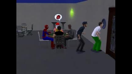 The Survival Experience, Sims 2 _ Day 1