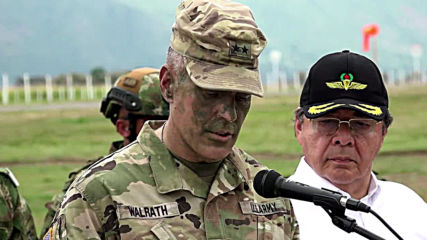 Colombia: US-Colombia military drills kick off in Tolemaida