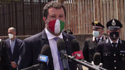 Italy: Catania judge drops migrant kidnapping case against Salvini