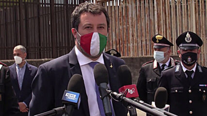 Italy: Catania judge drops migrant kidnapping case against Salvini