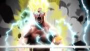 John Cena Goes Super Saiyan [ D B Z / Cenarang ]