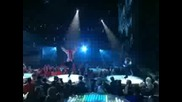Rihanna Feat. Chris Brown на наградите на MTV